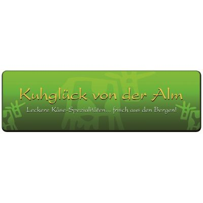 Kuhglück von der Alm Logo