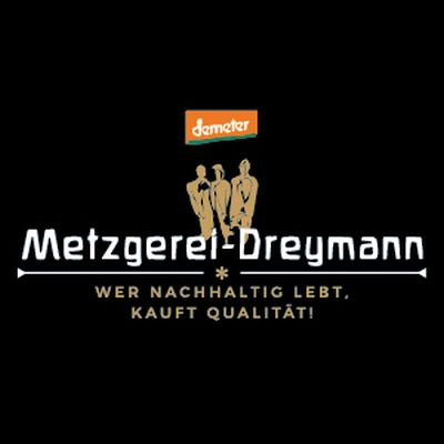 Demeter Metzgerei Dreymann Logo