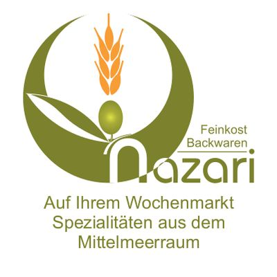 Nazari's Feinkost & Backwaren Logo