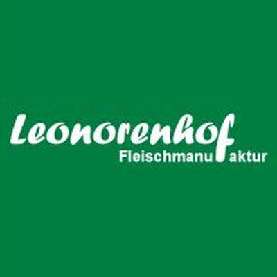 Leonorenhof Fleischmanufaktur Logo