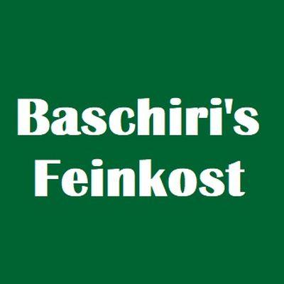 Baschiri`s Feinkost Logo