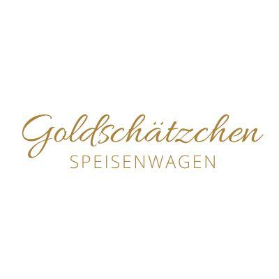 Goldschätzchen Speisenwagen Logo