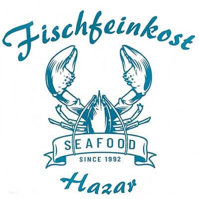 Fischfeinkost Hazar Logo